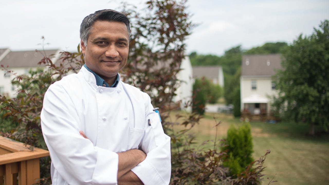 Everyone loves Hamir: Meet the chef behind York's Indian Fusion