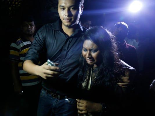 AP BANGLADESH STABBINGS I BGD