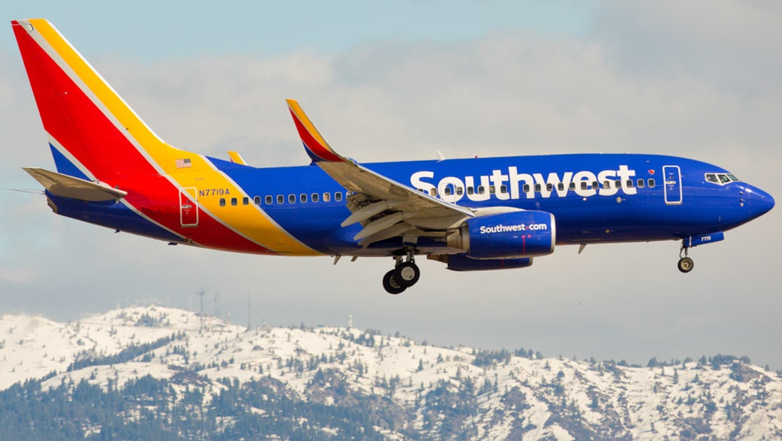 Southwest says 'Southwest Effect' still going strong