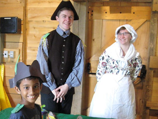 All children (ages 0 to 100) are welcome to come and enjoy Rockingham's annual Children's Day on Sunday, May 21, from noon to 50 p.m. The site, which served as Gen. George Washington's final wartime headquarters in 1783, will offer activities and demonstrations of 18-century life with support from the Montgomery High School Live Historians Club and the Rockingham Association. Activities might include trying on replica 18th-century clothing and learning to write with a quill and ink; playing historic games like battledore and shuttlecock and trap ball, an early form of baseball; trying crafts such as making paper hats and epaulettes (shoulder decorations for an officer). The garden will be available for perusing.  The barn will be open and will be used to house some of the activities. The museum store will be open, with its many interesting wares and trinkets for sale, and light refreshments will be available. No registration is required. Although admission is free, donations will be gladly accepted. The event will be held rain or shine. Rockingham is at 84 Laurel Ave./Kingston-Rocky Hill Road (Route 603) in Franklin, one mile north of Route 27 in Kingston and one mile south of Route 518 in Rocky Hill. For further information, call 609-683-7132 or visit www.rockingham.net.