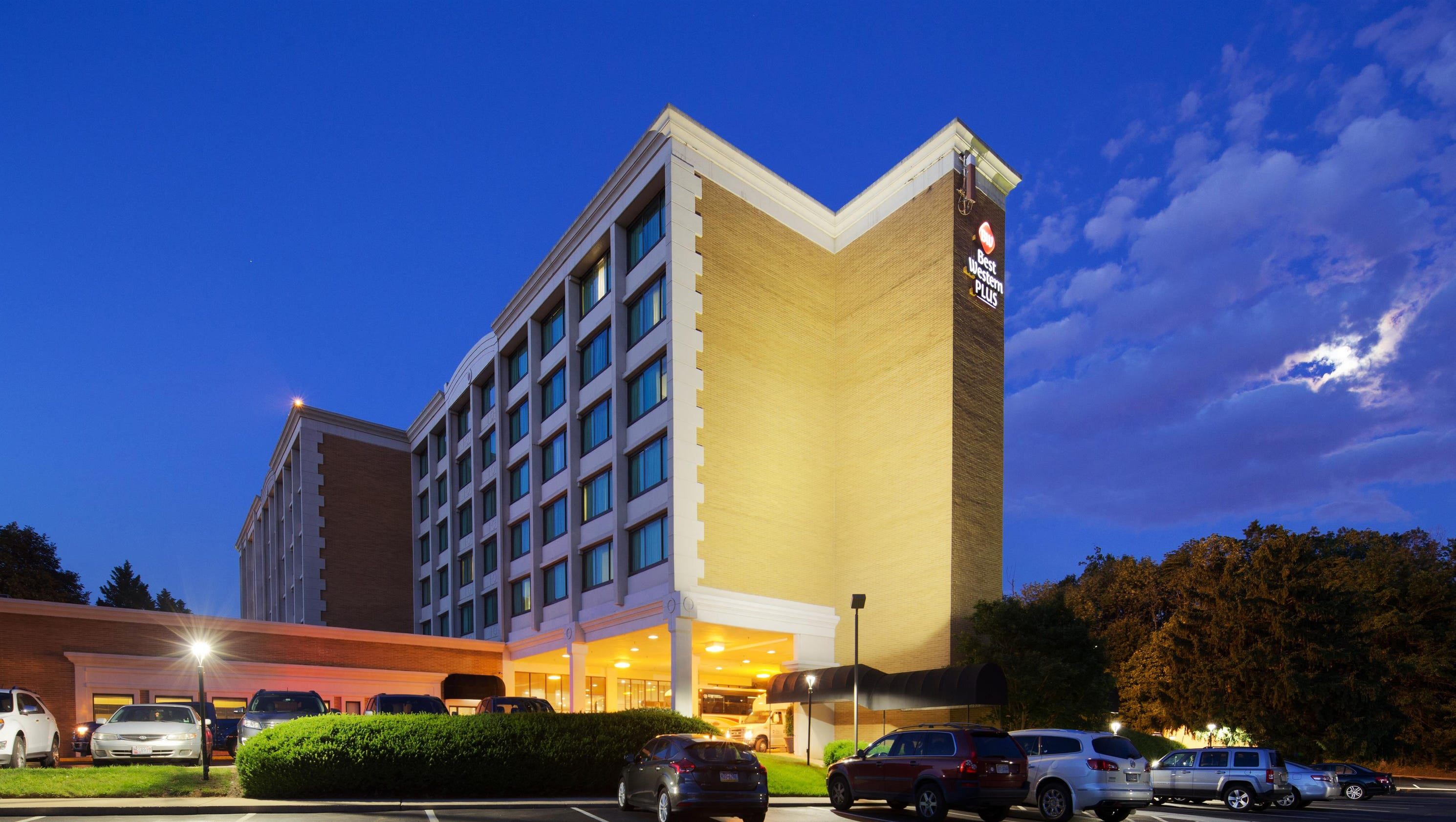 Best Western Plus Rockville Hotel