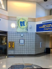 The Freshman Center in Carmel High School.