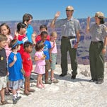 The program was designed to help kids learn about the Grand Canyon through fun activities. Aspiring Junior Rangers can pick up the activity booklet at the Visitor Center, Canyon View Information Plaza, Park Headquarters, Tusayan Museum near Desert View, Kolb Studio or Yavapai Observation Station. There are various age-appropriate activities, including writing observations about the canyon, answering questions, writing poems and attending a ranger-led program. Upon completion of the activities, kids will receive a badge and be sworn in. The program is free with park admission. | Details: The park is open 24 hours. South Rim, Grand Canyon. $30 for non-commercial vehicle to enter park; Junior Ranger program is free. 928-638-7888, nps.gov/grca/forkids/beajuniorranger.htm.