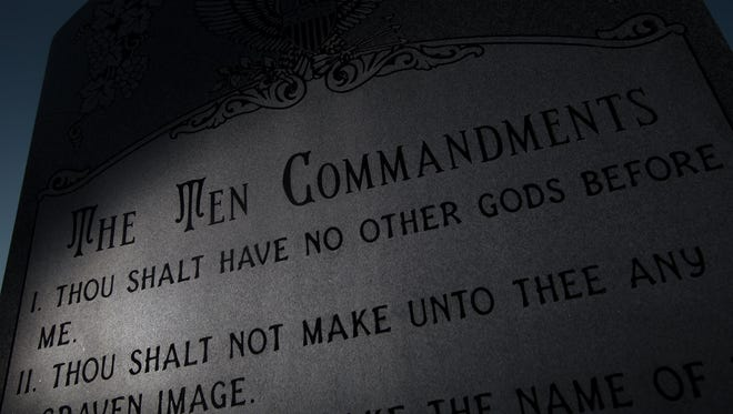 Bloomfield City Council may vote on Monday to petition the Supreme Court to review the lawsuit over the Ten Commandments monument on the lawn of City Hall.