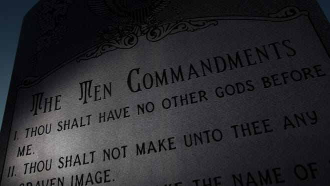 The U.S. Supreme Court announced it will not review the 10th Circuit Court of Appeals' November 2016 ruling that Bloomfield must remove the Ten Commandments monument from the lawn in front of its City Hall.