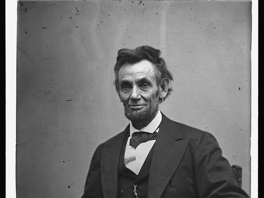AXX ABRAHAM LINCOLN EDITORIAL