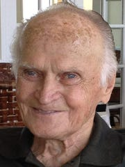 Steven Meholick, a paratrooper with the 101st Airborne Division during World War II, died Dec. 10, 2016. He was 91. The North Naples veteran, who received a Purple Heart, after being wounded by shrapnel in the Battle of the Bulge, and three Bronze Stars, was buried Tuesday at Arlington National Cemetery in Virginia.