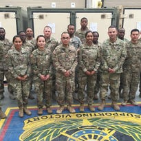 Soldiers up for top award for supply excellence