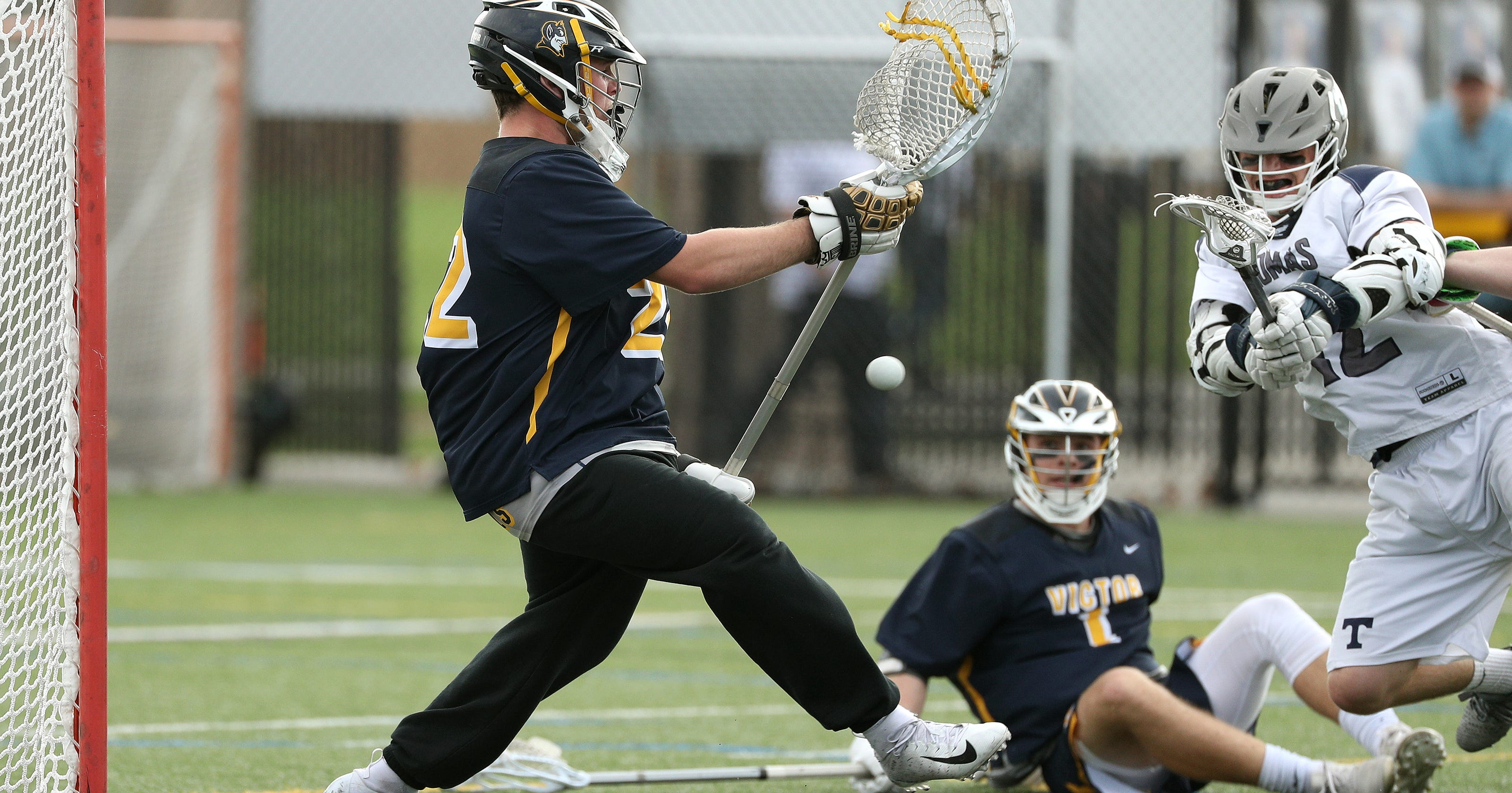 3337d1e7f51 Chayse Ierlan and Tanner Hay named to Under Armour All-America lacrosse game
