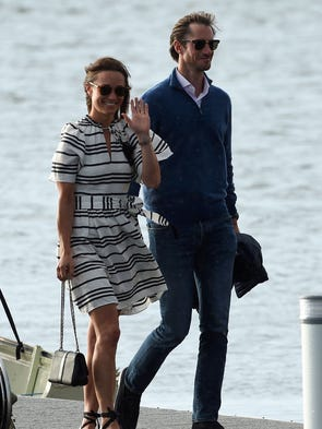 Now that the wedding is over, Pippa Middleton and husband
