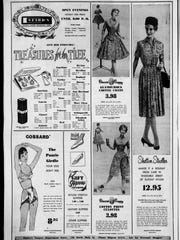 """If you shopped in 1960 at Iszard's - """"Elmira's Largest"""