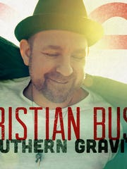 """The cover of Kristian Bush's """"Southern Gravity."""""""