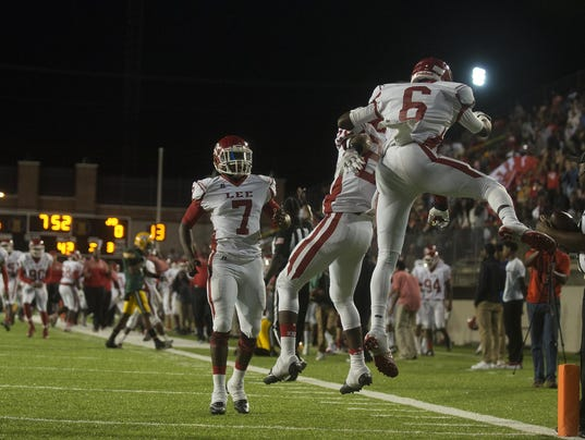 HS Football: Lee vs. Jeff Davis