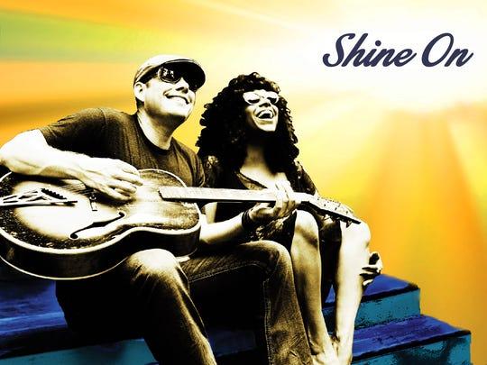 "Dwight & Nicole ""Shine On"""