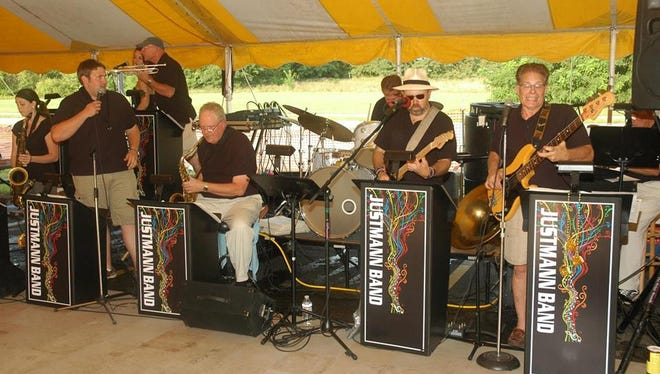 The Charlie Justmann Band will perform on Sept. 4 at Oktoberfest at the Waupaca Ale House.