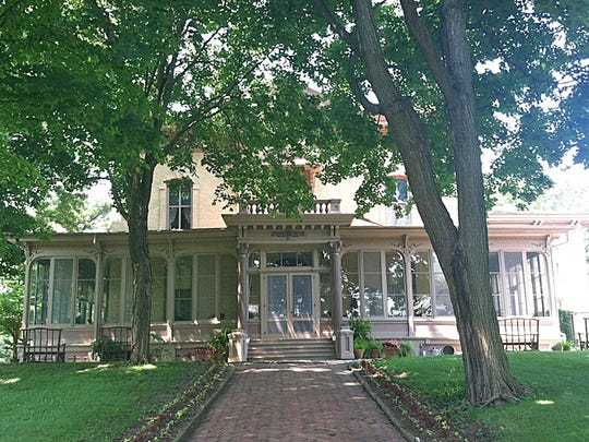 Villa Louis in Prairie du Chien is one of the historic sites you can visit in southwest Wisconsin.