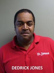 Dedrick Jones