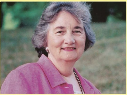 Author Katherine Paterson of Barre.