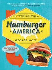 Author and filmaker George Motz travels the United