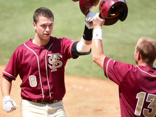 Former Florida State catcher Buster Posey claimed the