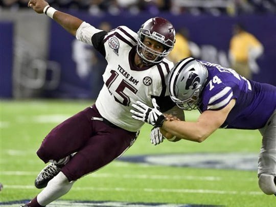 1-Cleveland Browns: DE Myles Garrett, Texas A&M - Will the Browns pass on the draft's best prospect to take homegrown Mitchell Trubisky? It's more likely they trade back up in an effort to land him.