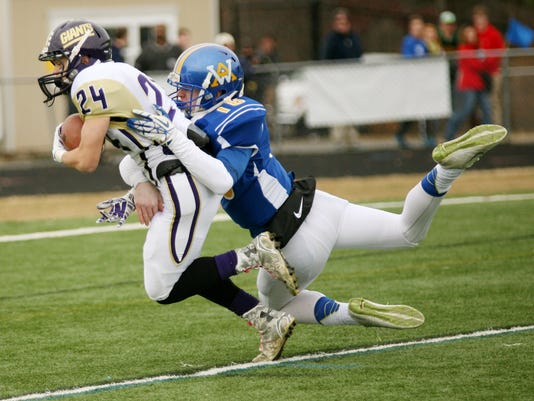 Waynesboro at Western Albemarle football