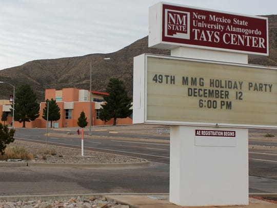 New Mexico State University-Alamogordo Tays Center