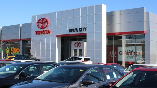 Toyota-Scion of Iowa City