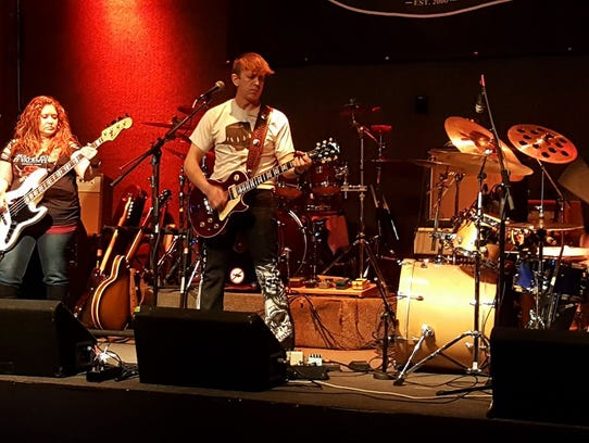 Catch the band Romeo Whiskey in concert 7 p.m. Sept.