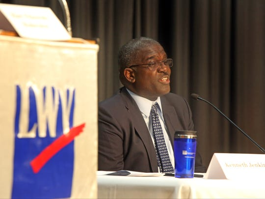 Ken Jenkins debates George Latimer for County Executive