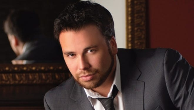 Singer Marc Antonelli will focus on his 'popra' repertoire of movie theme songs and Italian operas for his upcoming run at Resorts Casino in Atlantic City.