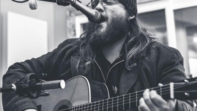 Scott Kirby will be playing at the Great Dane Pub & Brewing Co. on Saturday night.
