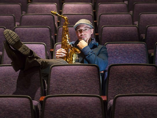 The Brian McCarthy Quartet plays a concert Dec. 2 at