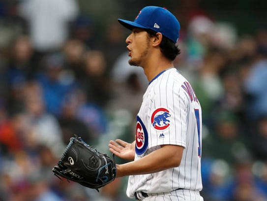 Yu Darvish has a 6.00 ERA through three starts and