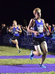 St. Xavier finishes first and second in the boys DI