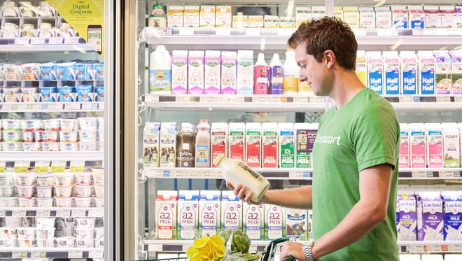Instacart grocery delivery has launched in the Middle Tennessee market.