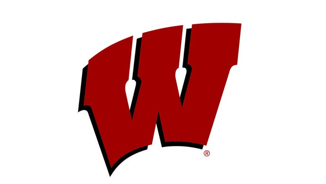 Wisconsin Badgers logo.