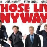 Hilarious 'Whose Live Anyway?' cracks everybody up – even the audience