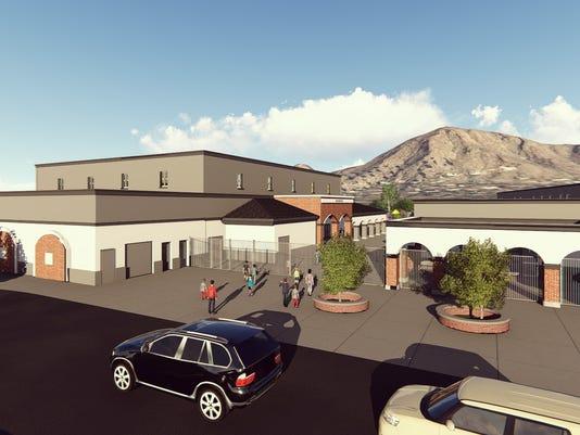 Hopi Elementary School redesign