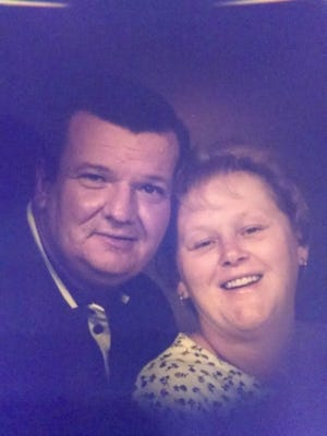 Lewis and Barbara Beach. Lewis Beach was killed in the Jan. 20 fire Perinton trailer fire.