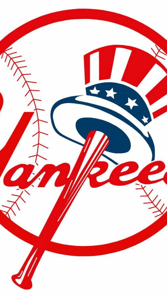 The iconic logo of the New York Yankees