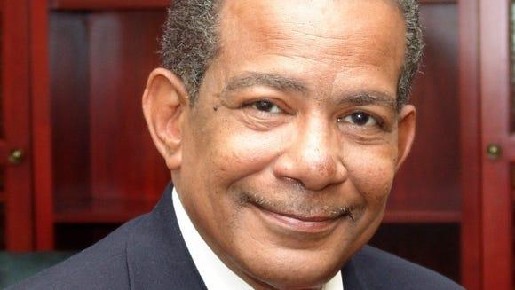 Mayor Frank Melton
