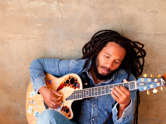 Ziggy Marley will perform 7 p.m. Saturday, Aug. 23 at the Oregon State Fair.