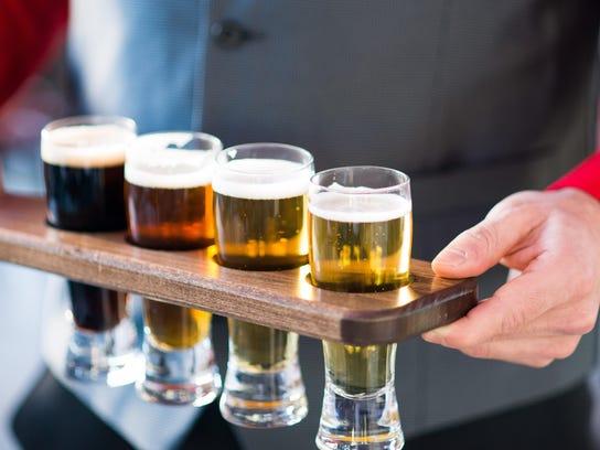 Hotel Irvine Beer Dinner