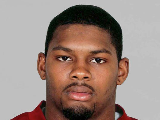 6-10-14 Redskins Taylor Slain