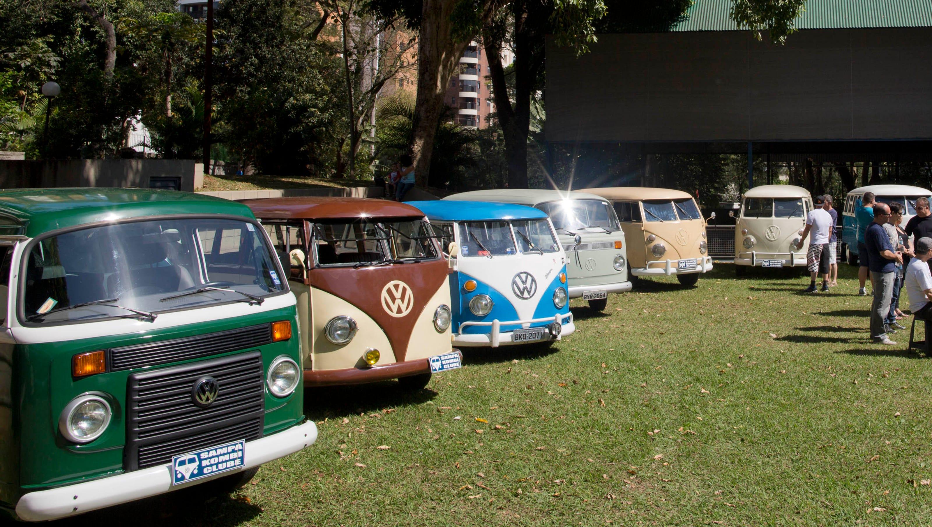 Long Strange Trip Ending For Vw S Hippie Van