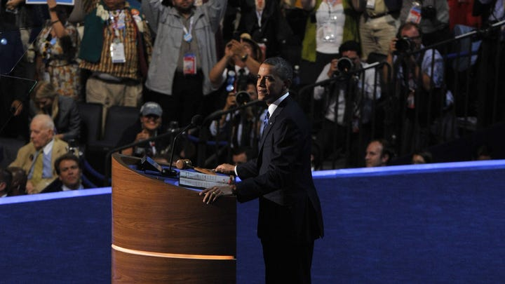 News analysis: Obama lays out his vision for the future