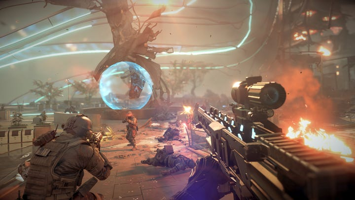 Hands-on with 'Killzone: Shadow Fall'