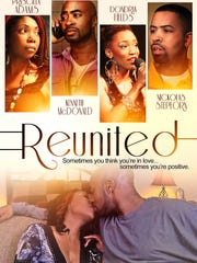 """""""Reunited"""" by Priscilla Adams was released in September"""