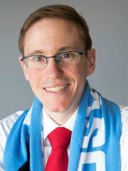 Ryan Schmitz, new sales and service representative